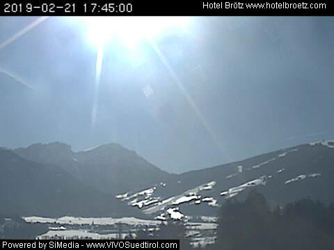 Webcam in Rasen - Antholz